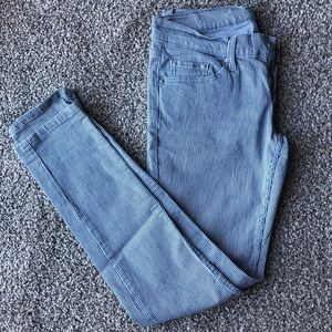 Levi's Railroad Striped Jeans